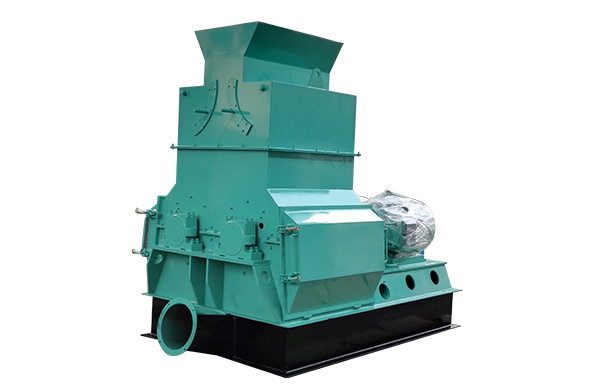 Double-Shaft High-Efficiency Crusher