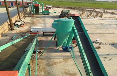 2.5 T Per H Mixed Wood Pellet Production Line