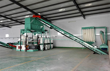 3 T Per H Wood Pellet Production Line