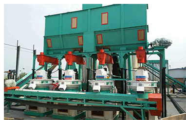 6 T Per H Straw Pellet Production Line