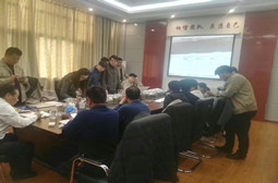 Shandong Kingoro Machinery Co., Ltd., held a marketing conference