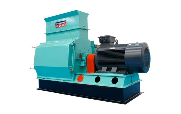 Wood and Biomass Hammer Mill