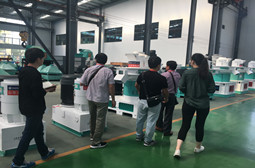 Warmly welcome Vietnam customers to visit our factory