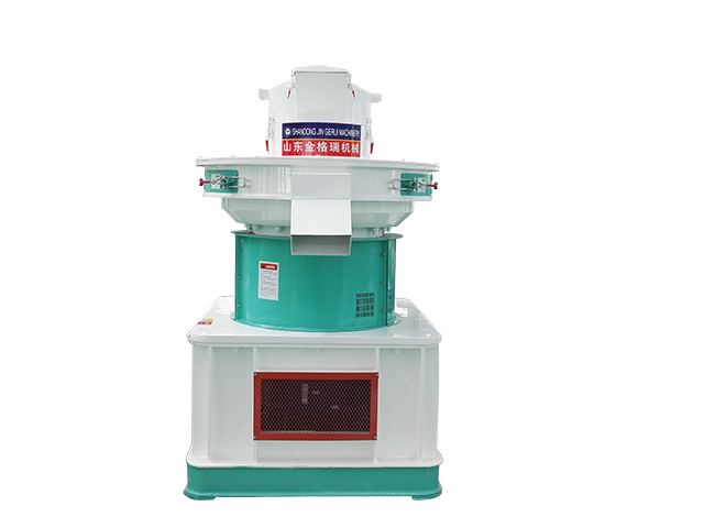 1.2-1.5t/h rice husk pellet machine