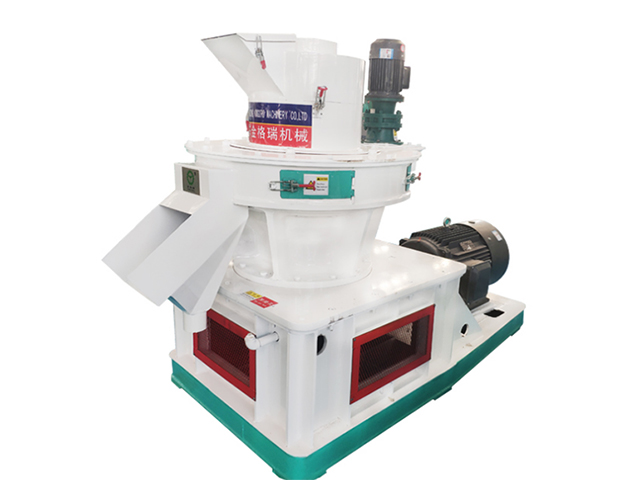 0.7-1t/h biomass wood pellet machine