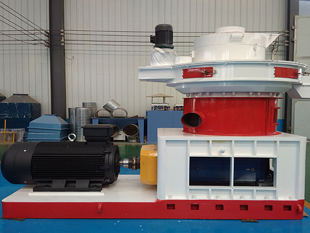 2.5-3.5t/h straw pellet machine