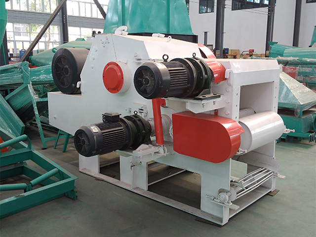 8-12t/h wood chips making machine